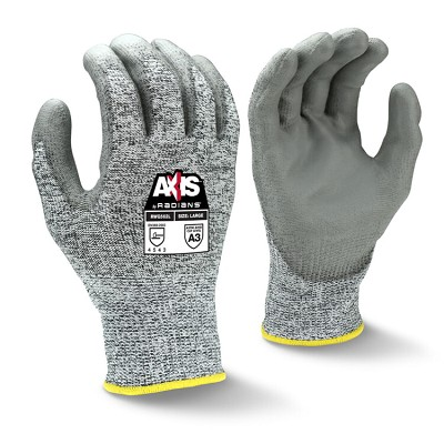 Radians RWG562 HPPE Shell Cut A3 PU Coated Work Gloves  13-Gauge