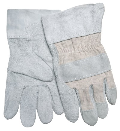 MCR Safety 1240 Cowhide Leather glove - Size: Large