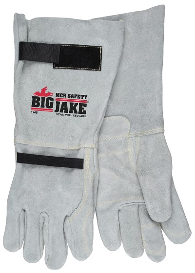 MCR Safety 1746 Cowhide Leather glove