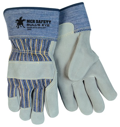 MCR Safety 1900 Cowhide Leather Heat Resistant glove