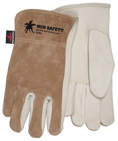MCR Safety 3204 Cowhide Leather glove
