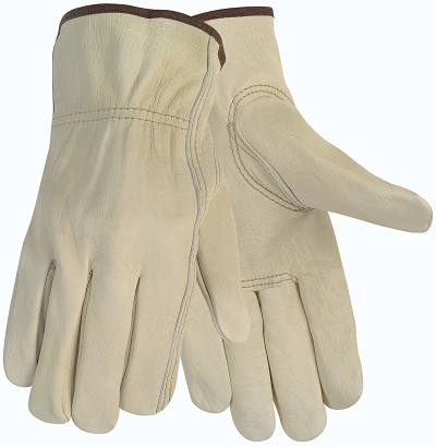 MCR Safety 3215 Cowhide Leather glove