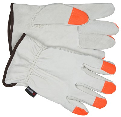 MCR Safety 3280CHVSP Cowhide Leather glove