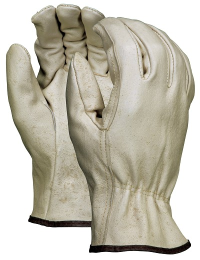 MCR Safety 3402 Pigskin Leather glove