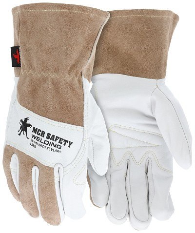 MCR Safety 4890 Goatskin Leather Welding glove