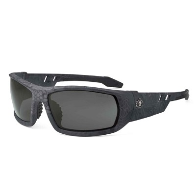 Ergodyne 50530 ODIN Skullerz® Odin Safety Glasses - Smoke Lens