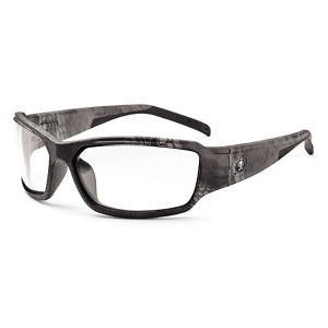 Ergodyne 51303 THOR Skullerz® Thor Safety Glasses - Anti-Fog Clear Lens